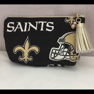 Handbags - Saints makeup bag